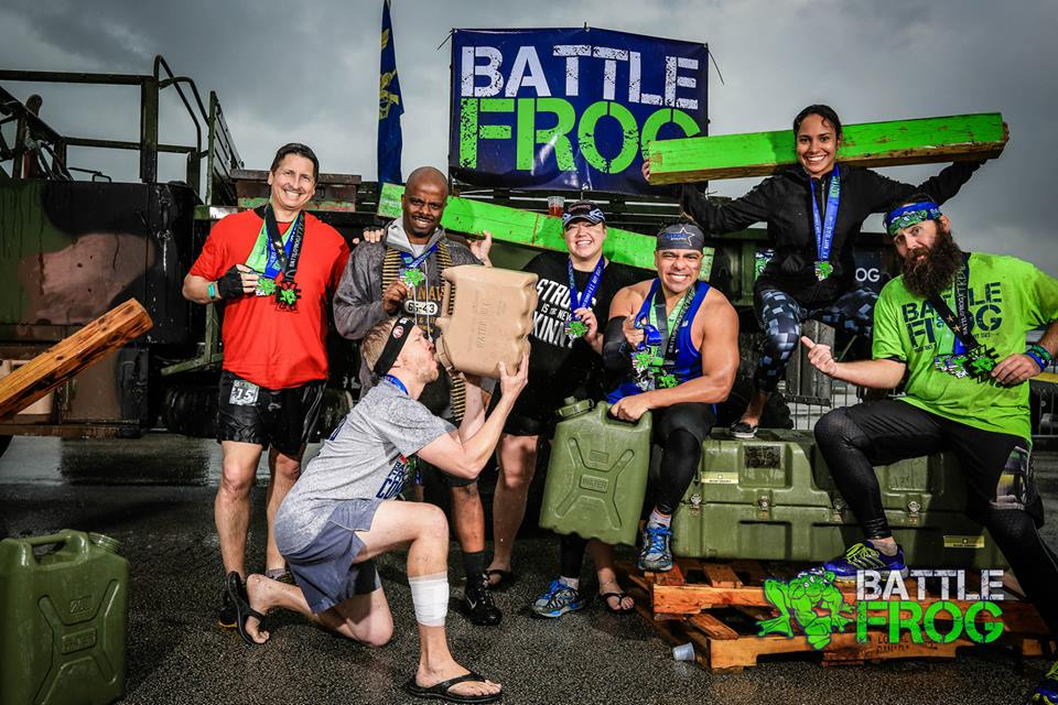 Are you ready for the 2015 BattleFrog Championship?