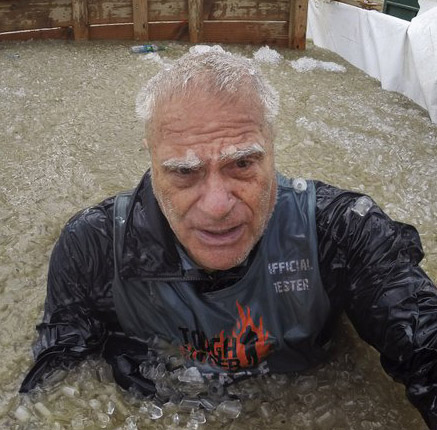 Age is just a number in obstacle course racing