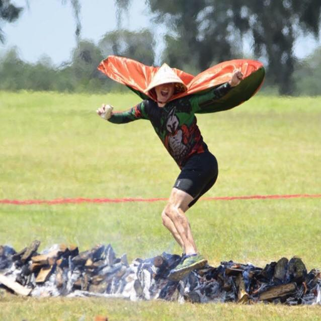 Should I wear a cape to my next obstacle course race?