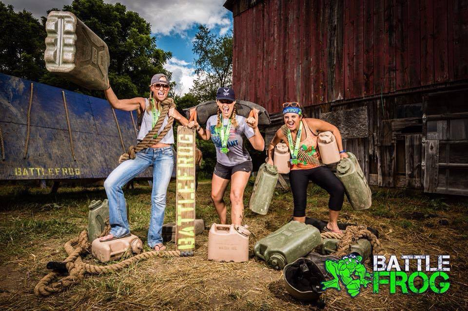 BattleFrog Series Pittsburgh Race Review August 8, 2015