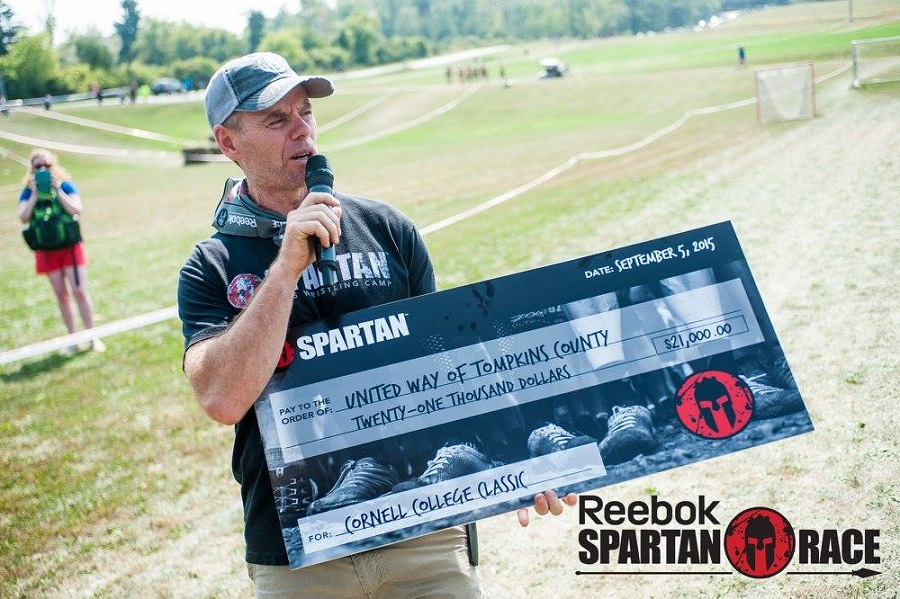 Cornell University Spartan College Classic Race Review