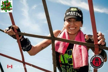 Who is OCR Athlete Misty Diaz?