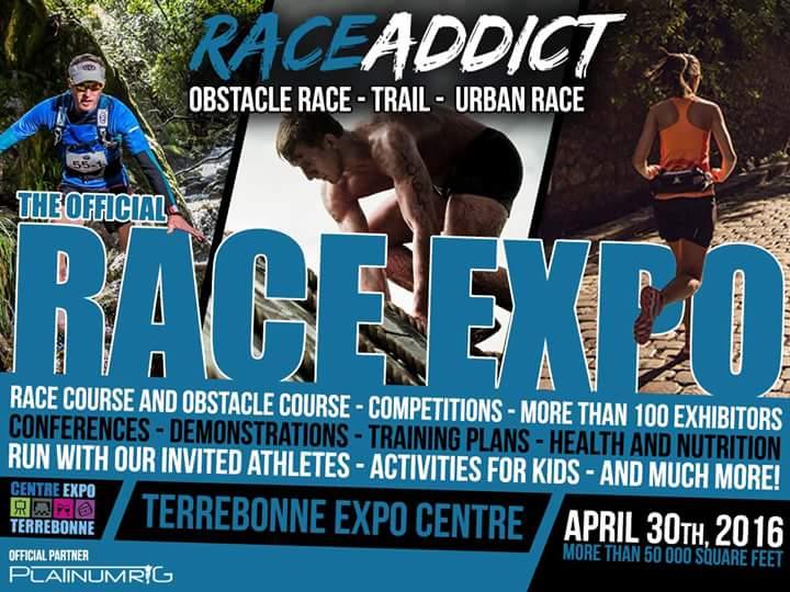 News release – Race Addict announces date for 2016 Expo