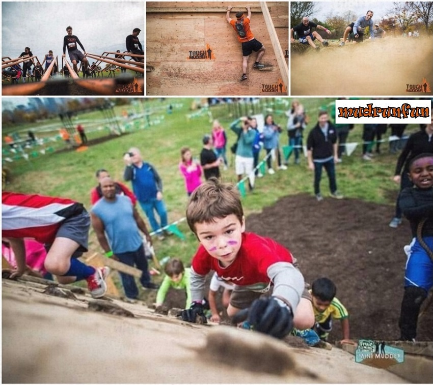 Tri-State New Jersey – Tough Mudder – November 7th & 8th 2015.