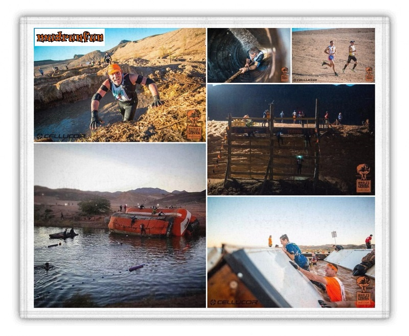 Did you attend the World's Toughest Mudder?