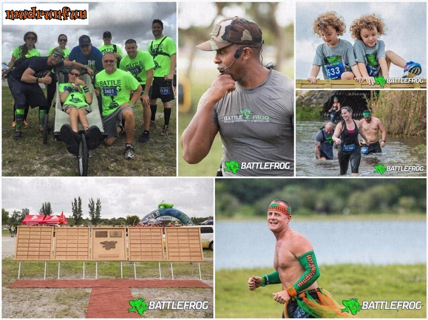 Race Recap: BattleFrog Miami # 2 – Xtreme – November 21st 2015.