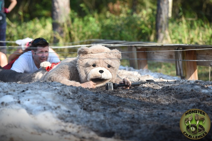 Monster Challenges Obstacle Race is no more.