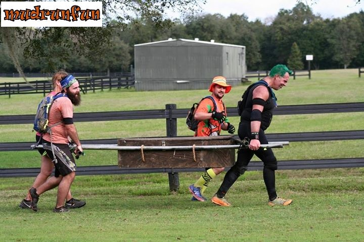 Race Recap: Green Beret Challenge  – Florida – December 5, 2015.