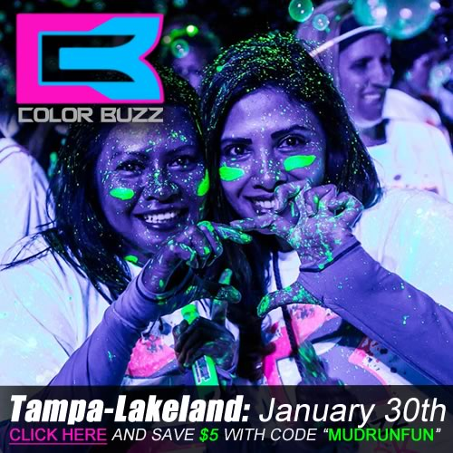 Entry Giveaway to Color Buzz, Tampa
