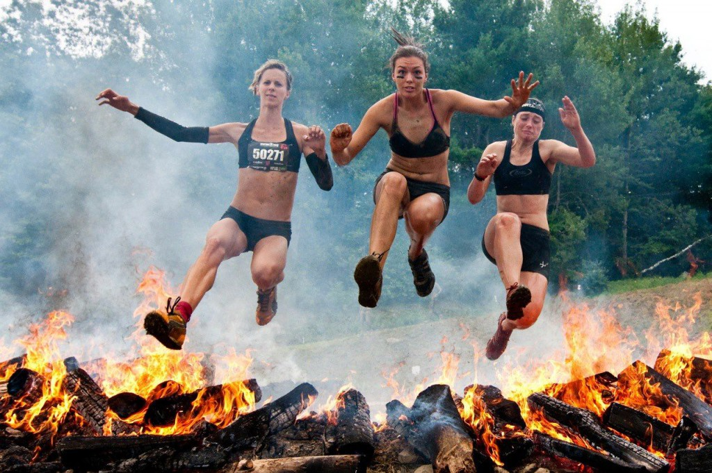 Women of Obstacle Course Racing