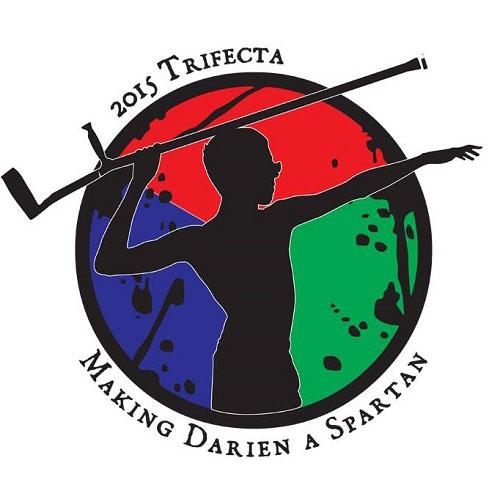 Making a Darien a Spartan Trifecta.