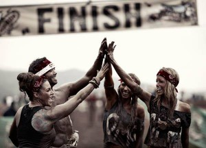 Greensboro's Extreme Warrior Mud Run