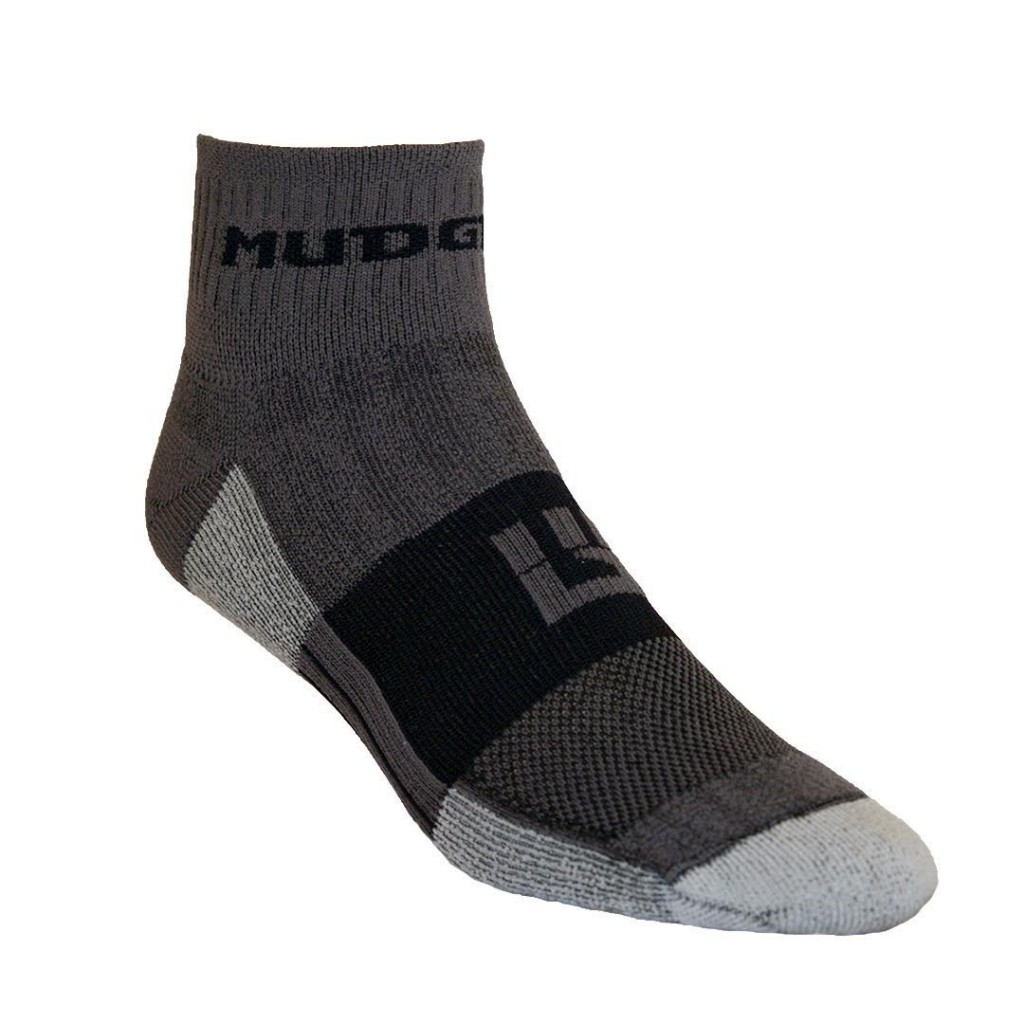 MudGear Trail Socks 1/4 Crew (2 Pair Pack)