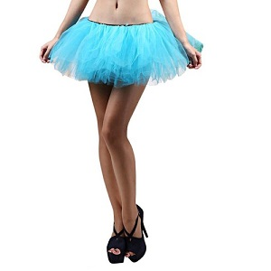 Fun Ruffled Layered Race Tutu
