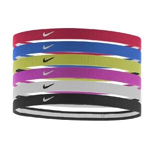 Nike Sports Headbands multi-pack