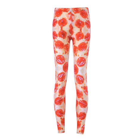Snack on This! Pizza Leggings