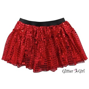 Fun Sparkle Sequin OCR Skirt