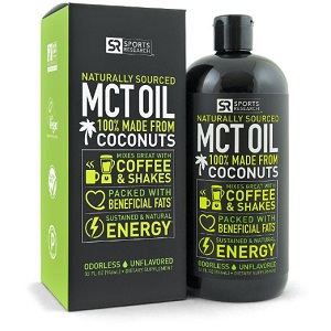MCT Oil Organic Natural Energy