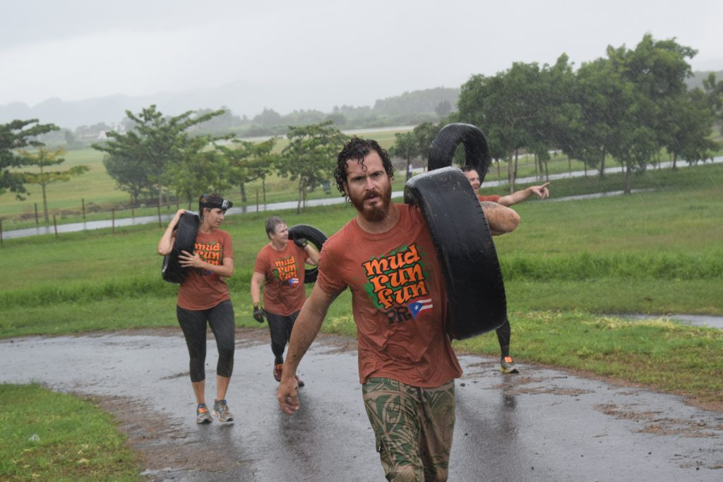 Obstacle Racing in Puerto Rico
