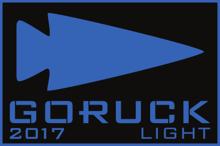 GORUCK Light – San Antonio, TX