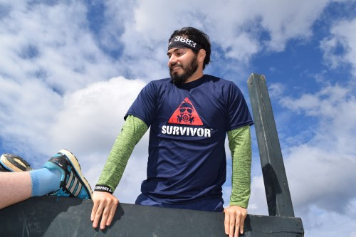 Survivor Race surprises their participants with a new mountainous venue