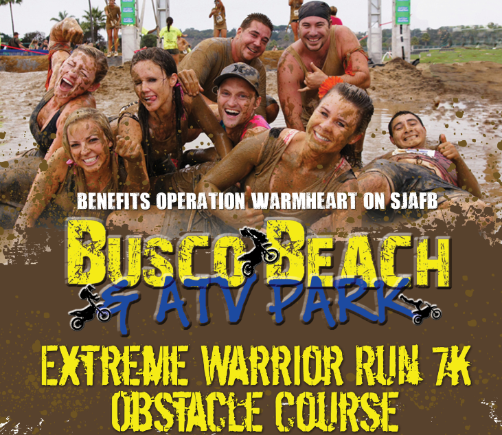 Extreme Warrior 7k Mud Run
